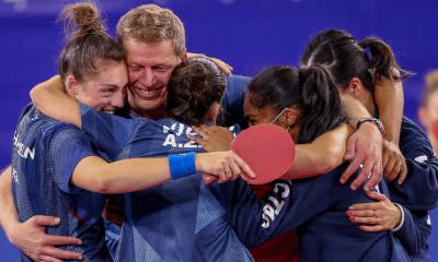 Championnats d'Europe par équipe : Une médaille historique pour les Bleues