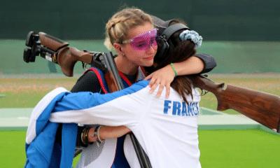 Championnats du monde de tir Julia Canestrelli et Oriane Froment titrées chez les juniors