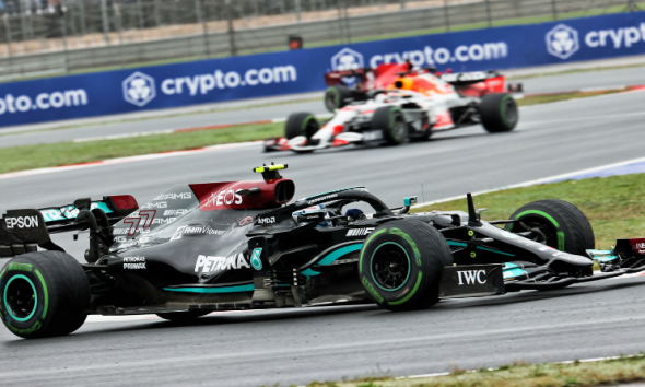 Grand Prix de Turquie 10ème victoire en carrière de Valtteri Bottas