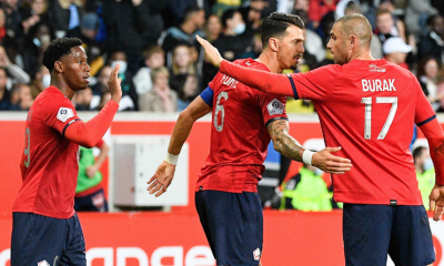 Ligue 1 Lille s'impose à domicile face à l'OM