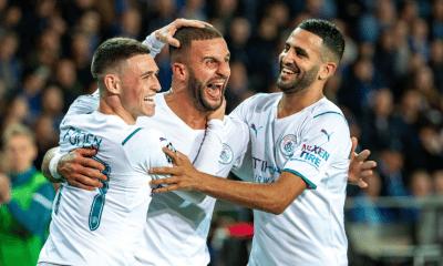 Ligue des Champions : Manchester City s'impose très largement à Bruges
