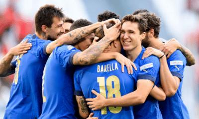 Ligue des Nations : L'Italie dispose de la Belgique et termine 3ème