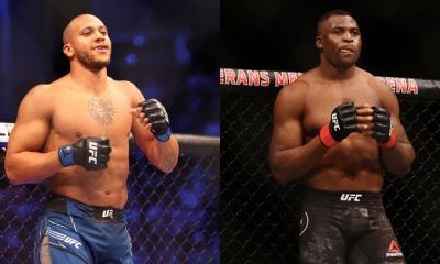 UFC Poids lourds : Ciryl Gane et Francis Ngannou vont s'affronter en janvier