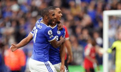 Premier League : Leicester met fin à la série d'invincibilité de Manchester United