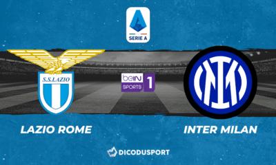 Pronostic Lazio Rome - Inter Milan, 8ème journée de Serie A