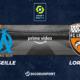 Pronostic Marseille - Lorient, 10ème journée de Ligue 1