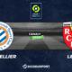 Pronostic Montpellier - Lens, 10ème journée de Ligue 1