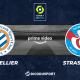 Pronostic Montpellier - Strasbourg, 9ème journée de Ligue 1