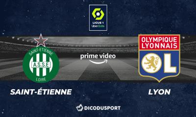 Pronostic Saint-Étienne - Lyon, 9ème journée de Ligue 1