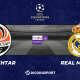 Pronostic Shakhtar - Real Madrid, 3ème journée de Ligue des champions