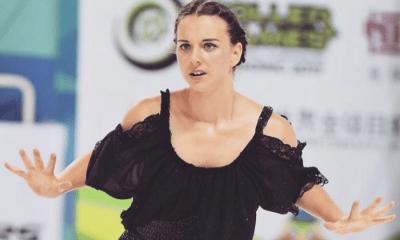 Roller artistique : Séréna Giraud sacrée championne du monde dans la catégorie inline