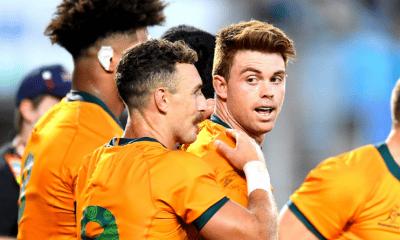 Rugby Championship L'Australie termine le tournoi en fanfare face à l'Argentine