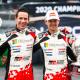 WRC : Sébastien Ogier et Julien Ingrassia mettent fin à leur collaboration