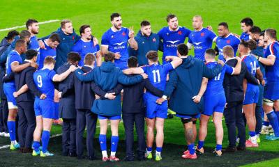 XV de France : La liste des 42 Bleus pour la tournée d'automne